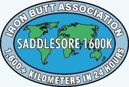 SaddleSore 1600k - 1,610 kilometers (1,000 miles) in 24 hours
